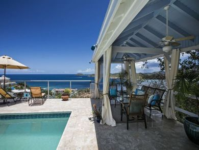 2 Bedroom Villa in St. Thomas