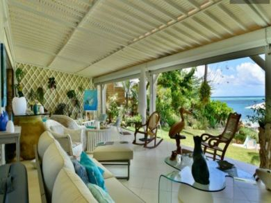 Guadeloupe Vacation Home Rental Sleeps Four Guests.