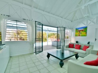 Guadeloupe Vacation Home Rental Sleeps Eight Guests.