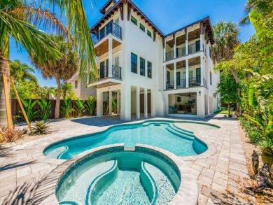 Lido Key Luxury Vacation Rental Home Seven Bedrooms