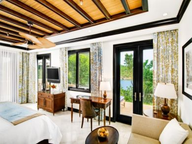 Scrub Island Luxury rentals on BVI