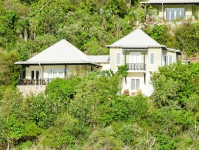 Scrub Island Luxury rentals on BVI