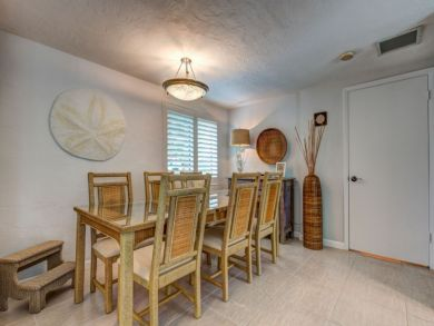 Longboat Key Canal Front Three Bedrooms Home