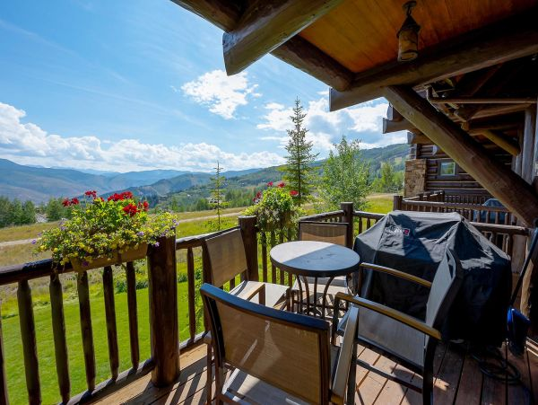 Bachelor Gulch 4 Bedroom Vacation Condo Sleeps 8 Guests