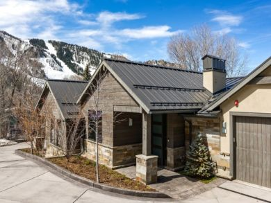 Four Bedroom Luxury Ski Home in Aspen