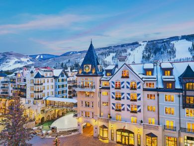 Upscale Rental on Vail.
