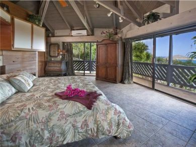 St. Thomas Vacation Home Sleeps Four Guests.