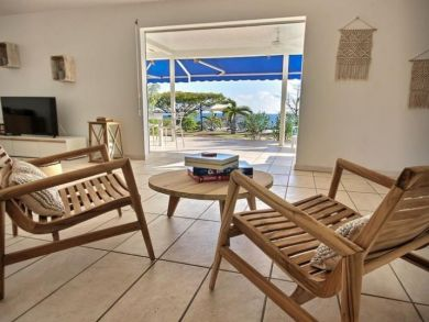 Martinique Beachfront Two Bedroom  Rental Villa