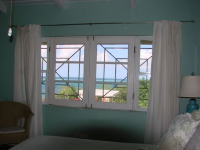 St. Croix Vacation Home with Full Ocean Views Sleeps 8 Guest
