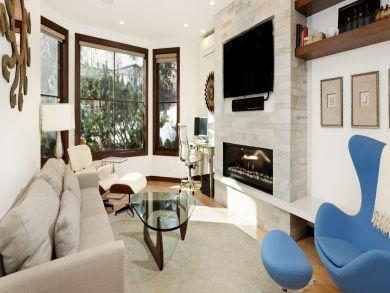 Luxurious Three Bedroom Home Walk to Aspen Mountain