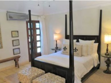 Christiansted Vacation Home sleeeps Eight Guests