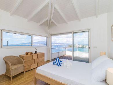 Martinique Sea View Three Bedroom Condo, Walk to Beach