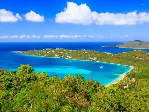 Luxury St Thomas Vacation Home Sleeps 26 Guests Ocean Views