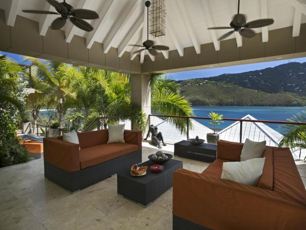 Luxury St. Thomas Vacation Home Sleeps 26 Ocean View