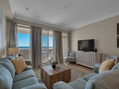Luxury Oceanfront Vacation Townhome in Navarre Beach