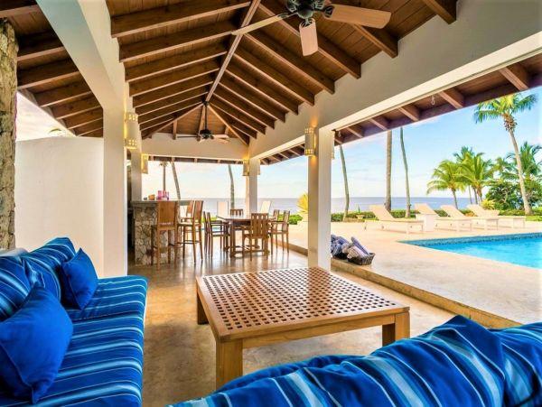 Stunning Six Bedroom Luxury Villa Private Spa & Ocean Views