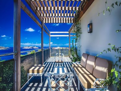 St. Barts Luxury Vacation Rental Home Four Bedrooms