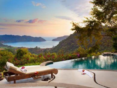 Bayfront 3 Bedrooms Vacation Pool Villa in Costa Rica