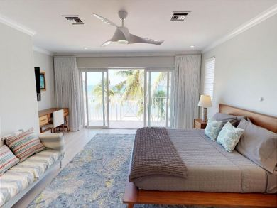 Stunning Beachfront Three Bedroom Home in Cayman Islands