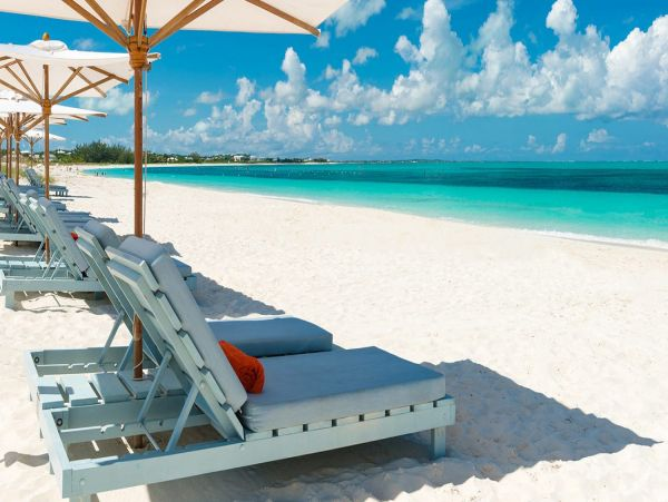 Turks and Caicos Vacation Pool Home Sleeps 4 Guests