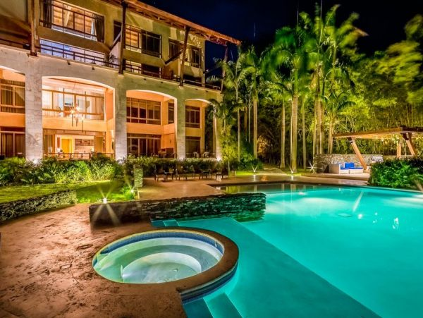 Dominican Republic Luxury Vacation Rental with Pool & Spa