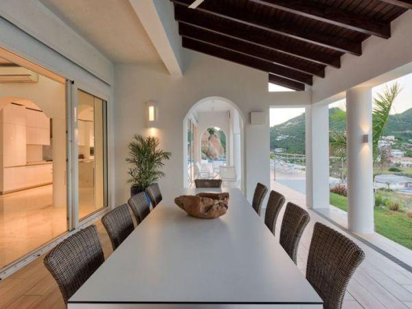 Beautiful Views Saint Maarten Vacation Pool Home