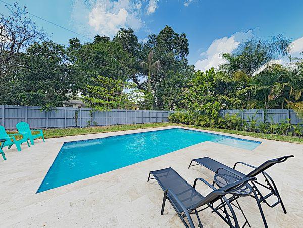Fort Lauderdale Luxury Vacation Rental Home Three Bedrooms