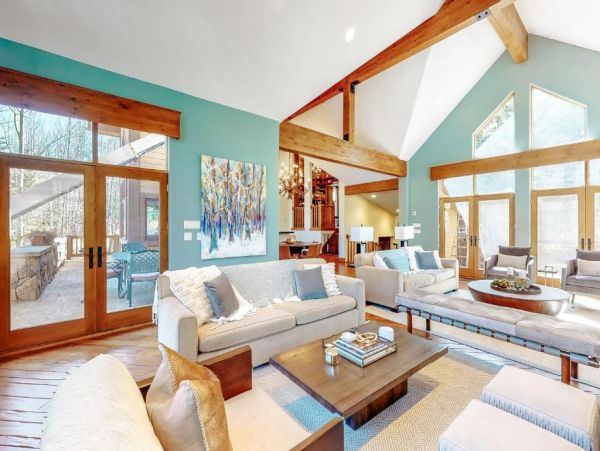 Mountain Views Vail Vacation Home With Private Spa