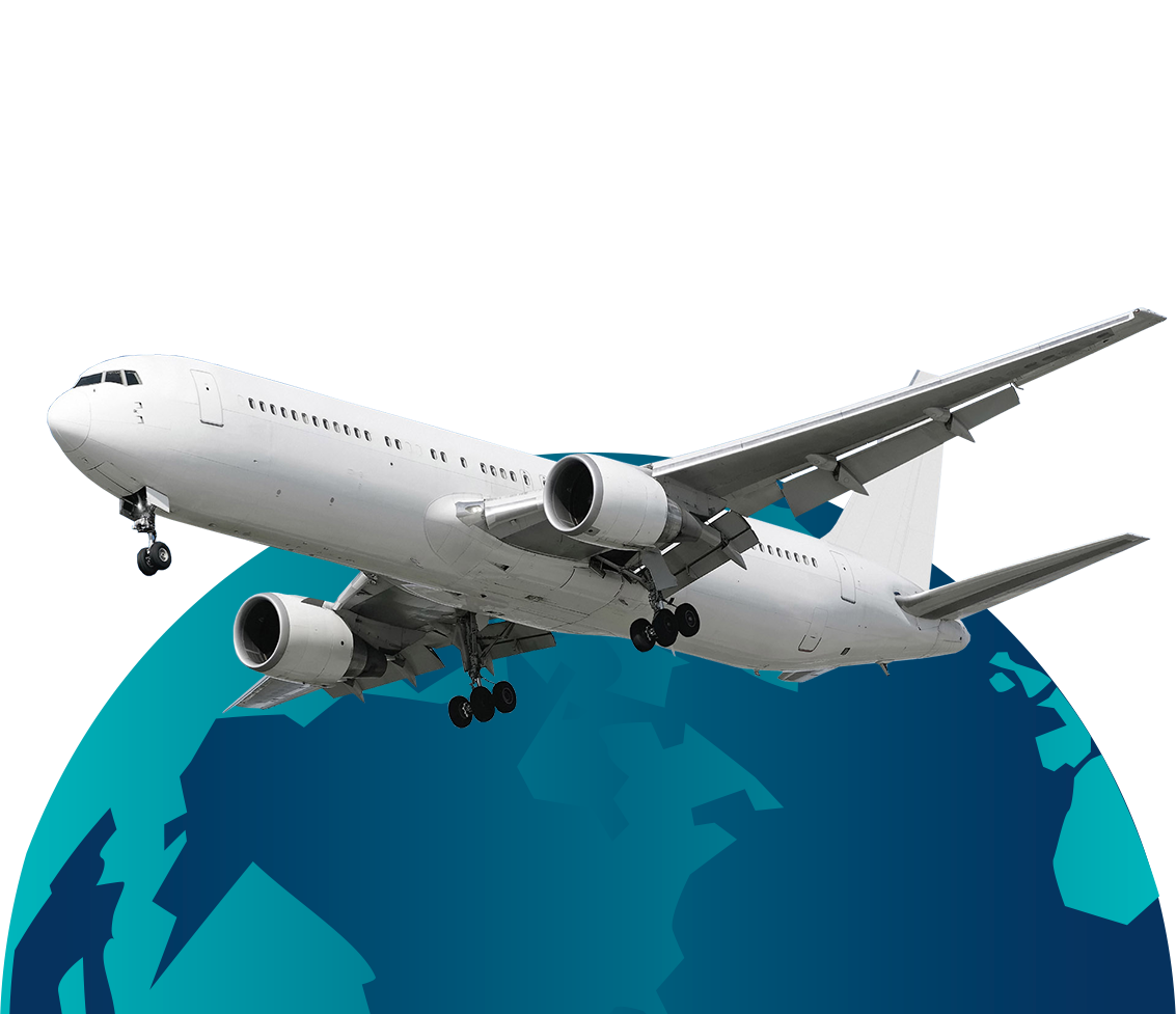 Envia Airplane shipping solution
