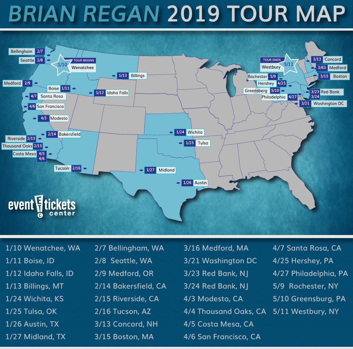 brian regan announces spring 2019 tour dates