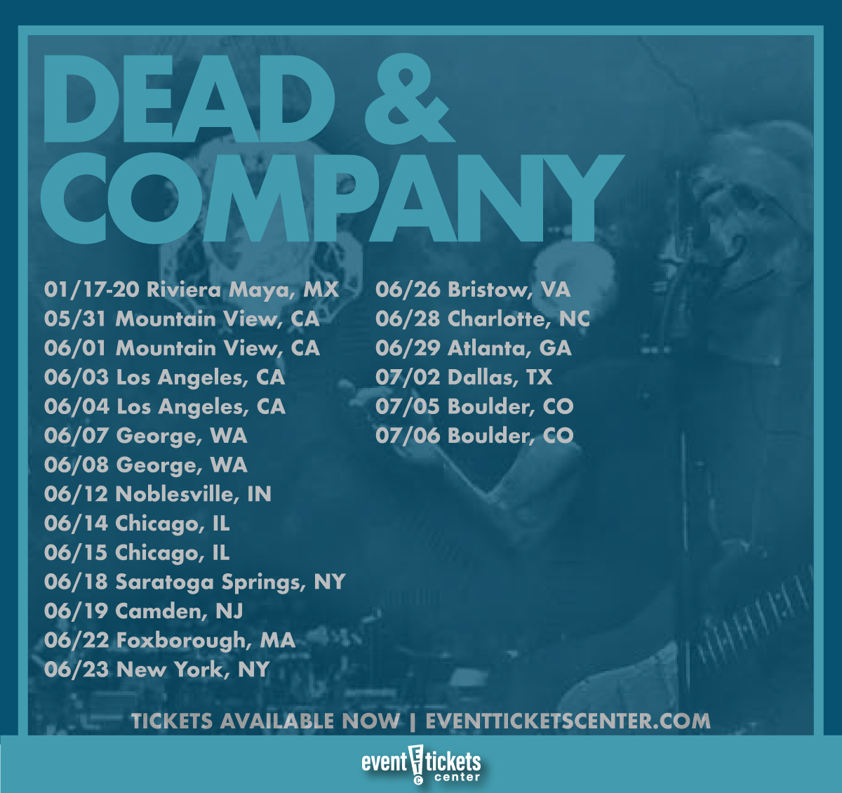 dead and company tour dates