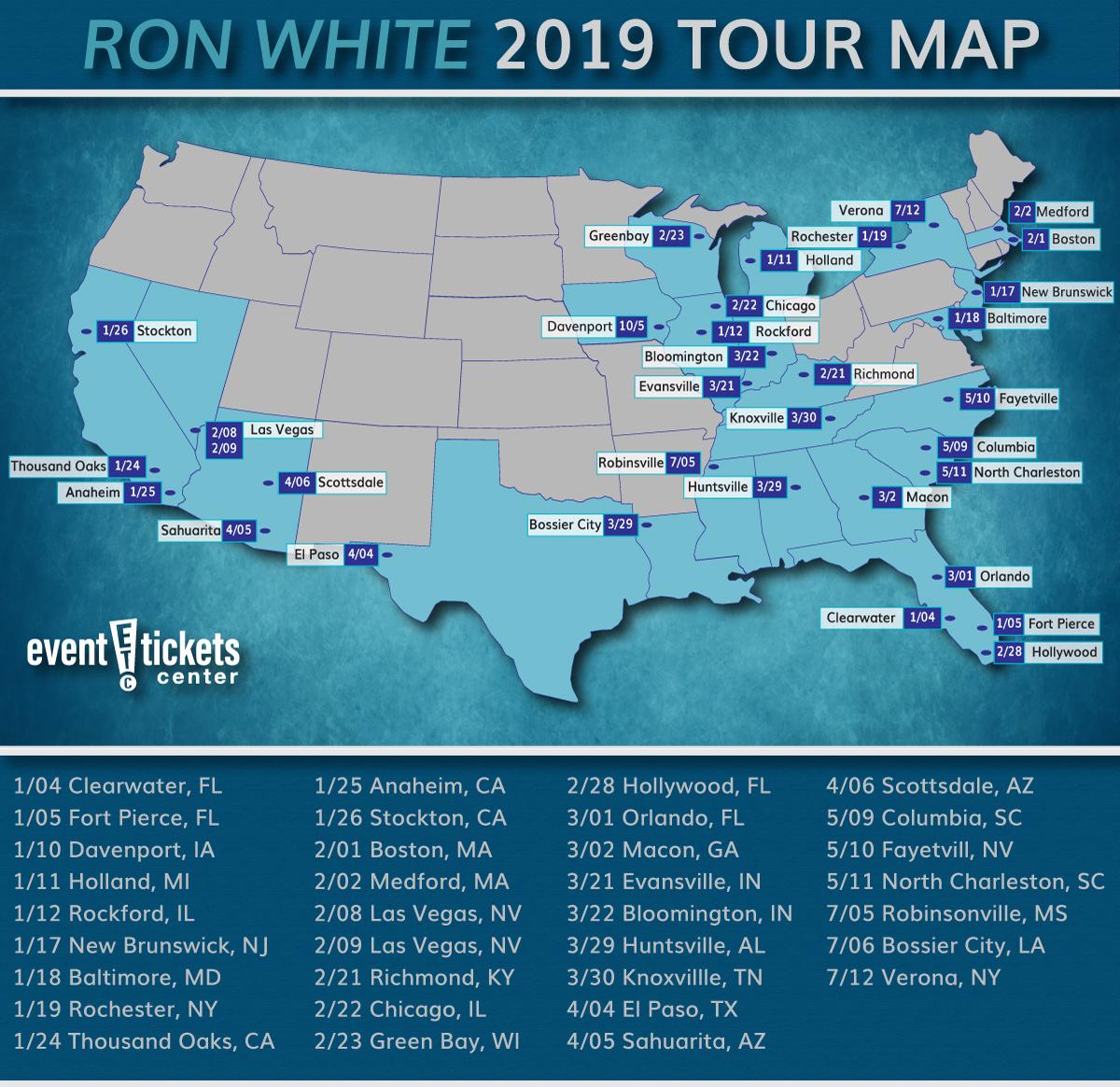 Ron white tickets turning stone casino hippodrome casino