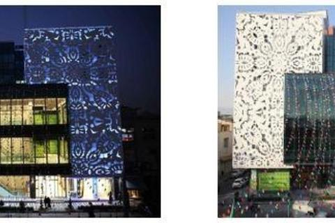 Multilayer Design Technique in the Metal Facades featured image
