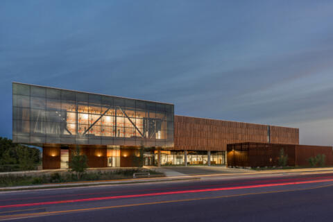 Environmentally Responsible Wood Cladding featured image