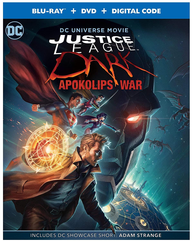Apokolips War Cover