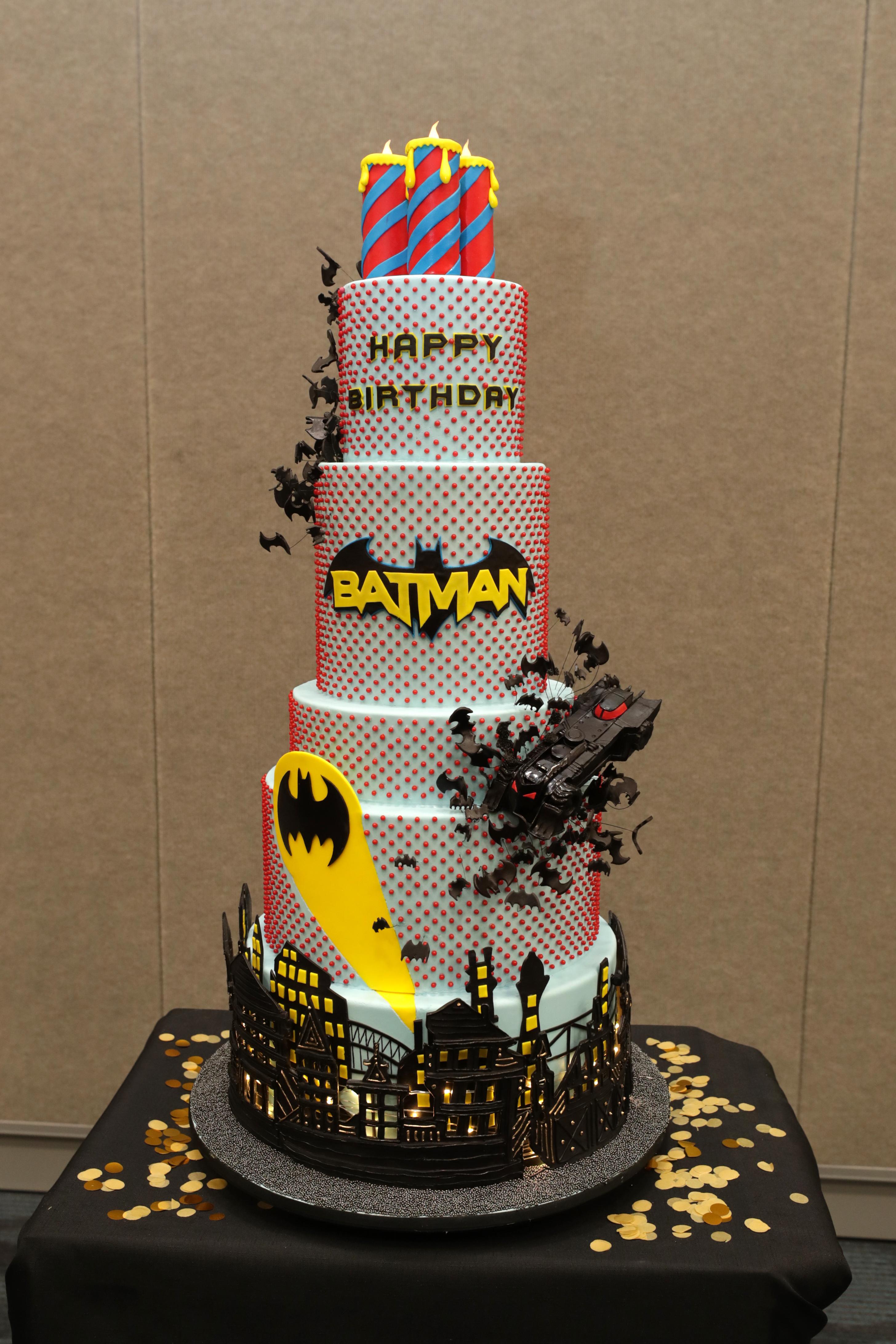 DCÕs ÒHappy Birthday BatmanÓ panel during WonderCon 2019 , Anaheim USA -30 March 2019