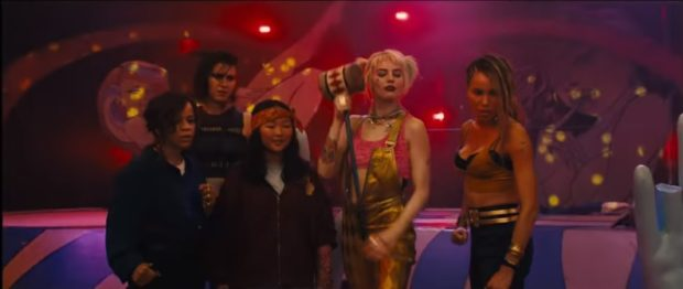 Review Birds Of Prey At Home Fanboy Planet