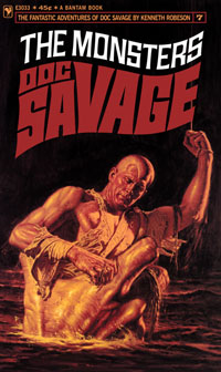 Doc Savage The Monsters