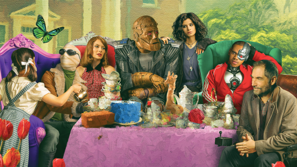 Doom-Patrol-s2-tea-party