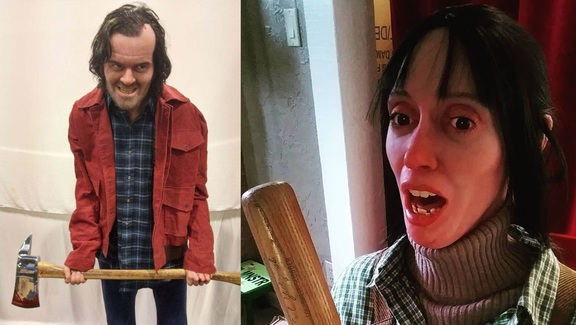 Horror-Museum-Shining-Figures
