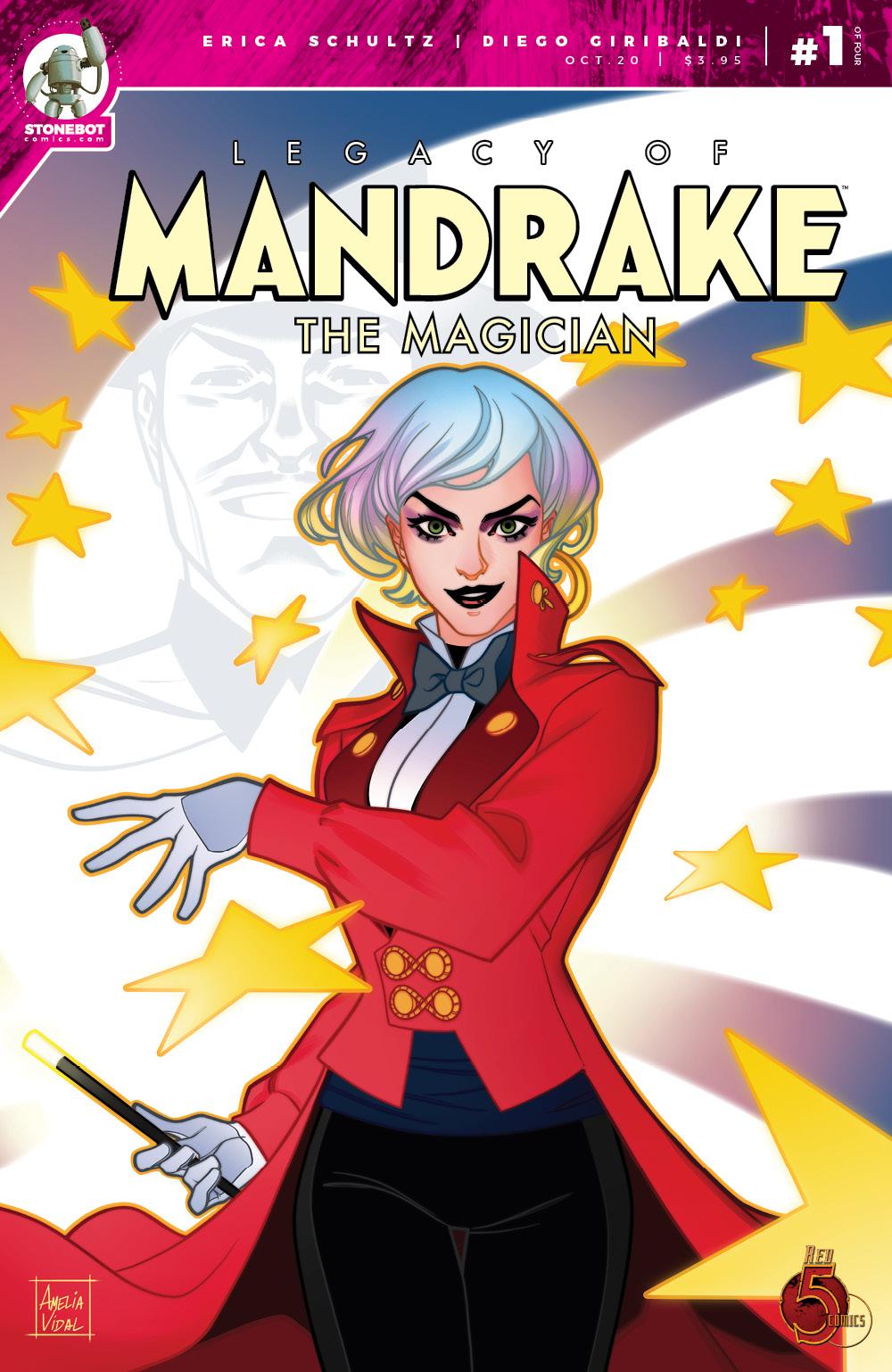 Legacy of Mandrake Red 5