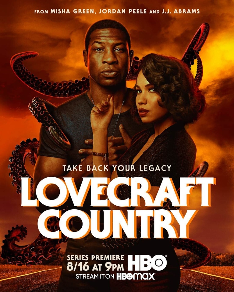 Lovecraft Country Key Art 1