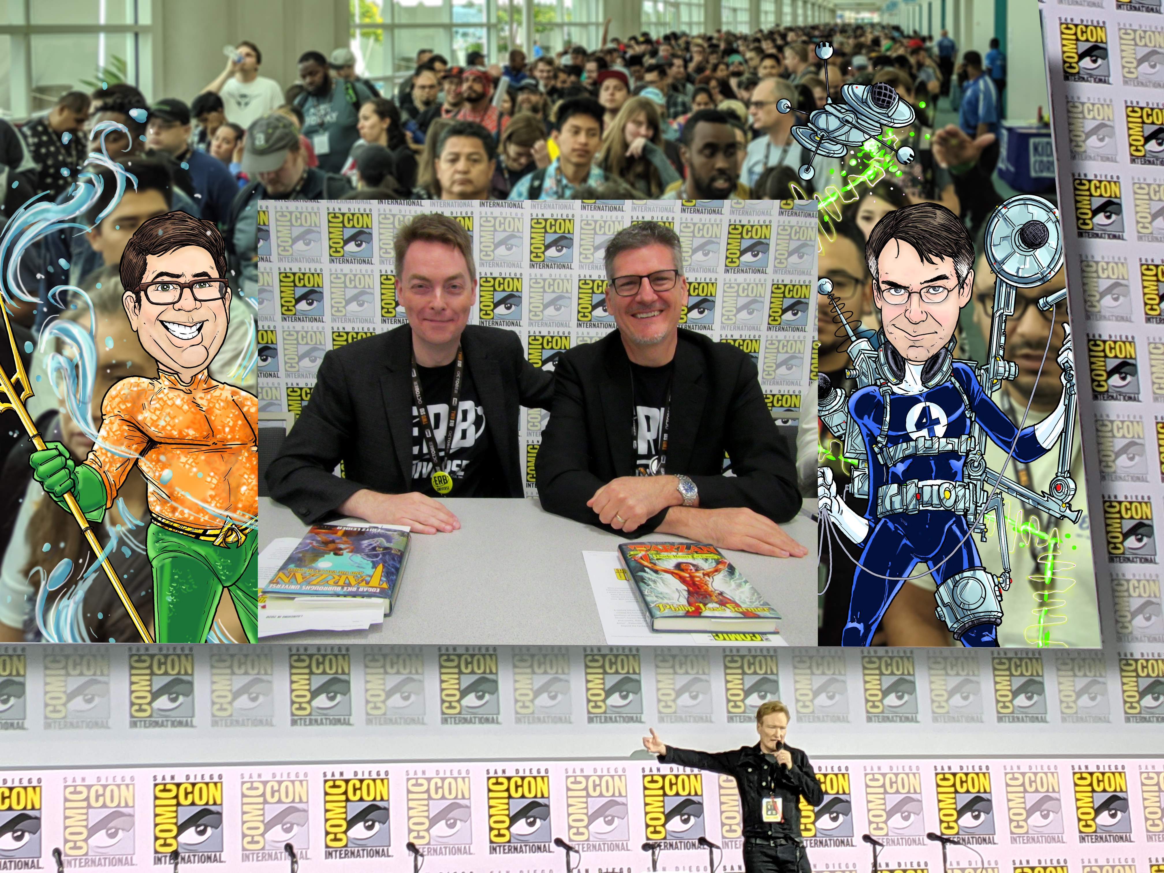 Comic-Con 2019!