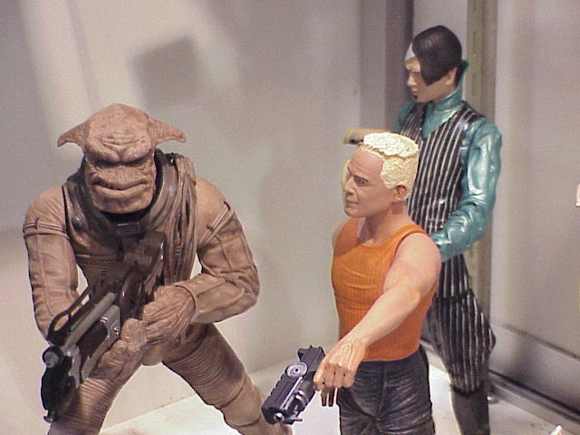 N2Toys 5th Element figures