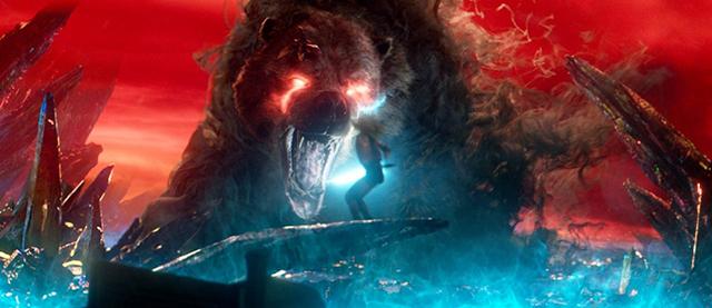 New Mutants Demon Bear-a