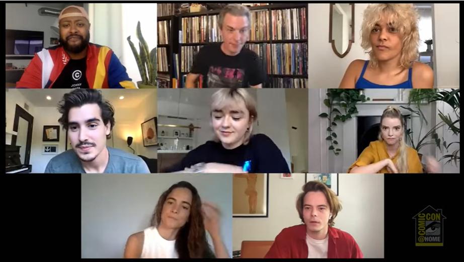New Mutants Panel ComicConATHome