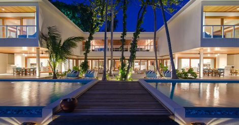 Maldives, Amilla – The Great Beach Villa Residence