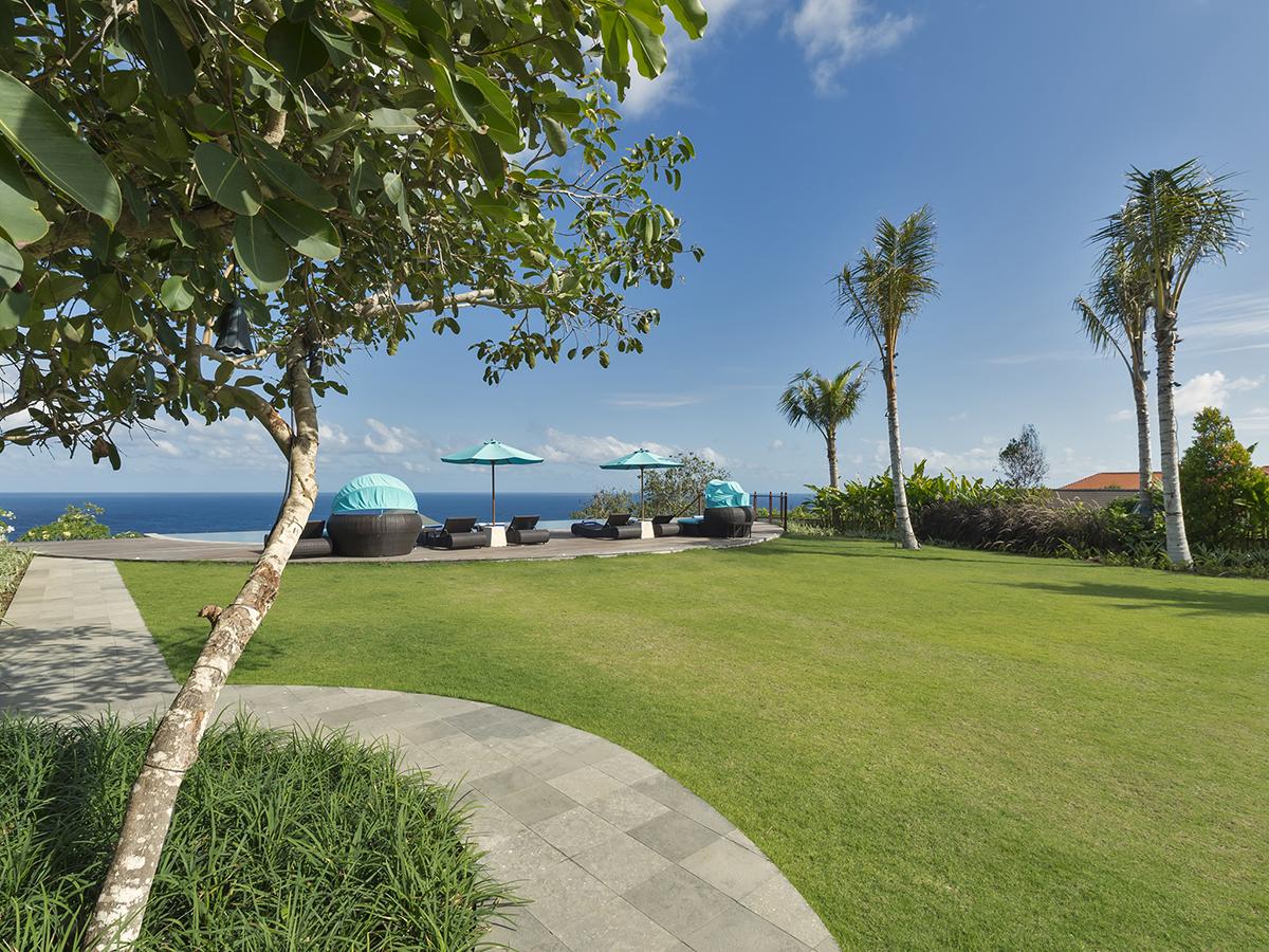 Pandawa Cliff Estate Villa Rose Luxury Villas