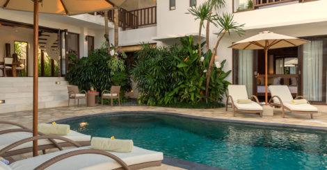 Canggu Terrace – Villa Arza
