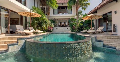 Canggu Terrace – Villa Damai